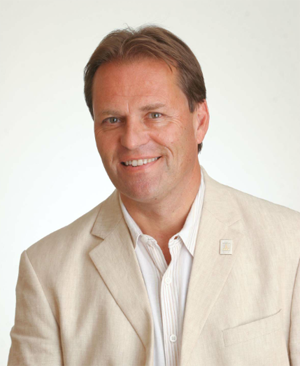 Matthew Faulkner, Executive Director, Community Hospital LB Foundation