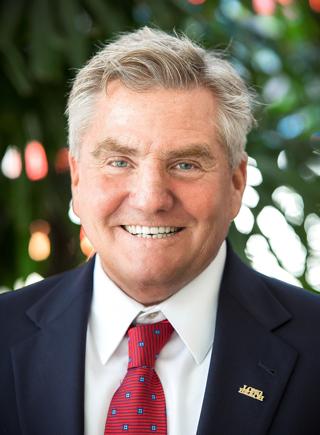 Pat West, Long Beach City Manager