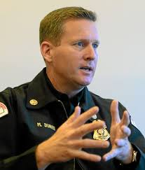 Mike Duree, Long Beach Fire Department Chief
