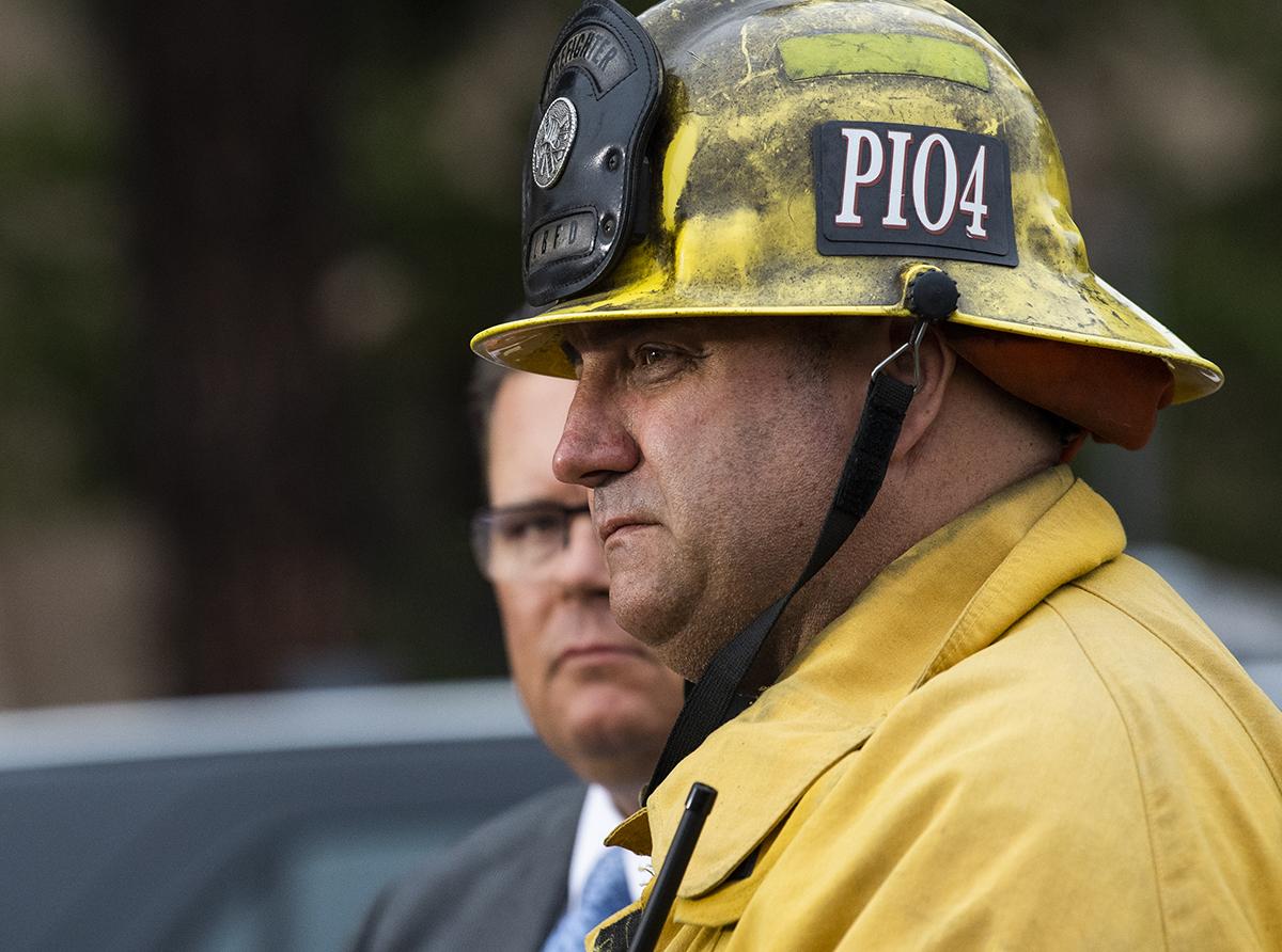 Jake Heflin, LB Firefighter/Paramedic, Public Information Officer, and CERT Program Manager