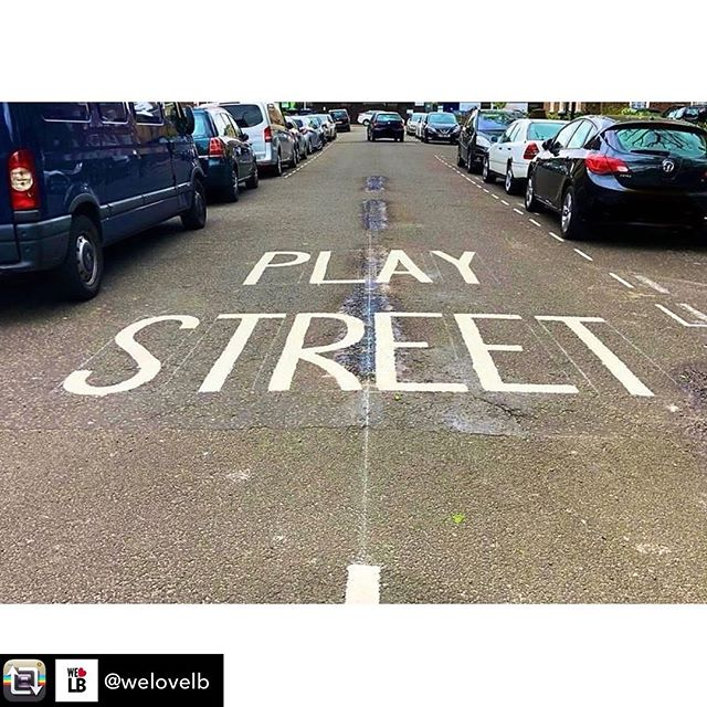 Repost from @welovelb - Getting ready for our next Play Street @playstreetslb Pilot in one week!!!! Play Streets shuts down residential streets so that kids, parents, and neighbors can have fun and play together. #welovelb #playstreetslb