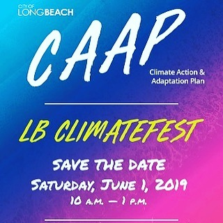 """This Saturday at Marine Stadium! Food, music, community resources, fun activities, games and giveaways ⭐️ Come see """"maps and other details of dire projections, such as how #naplesisland , the #longbeachpeninsula and #belmontshore would all suffer major inundation if a 100 year storm surge hits in 2030 or later. King tides would flood those neighborhoods by 2050."""" -LB Press Telegram  #lbclimatefest #climatechange #sealevelrise"""