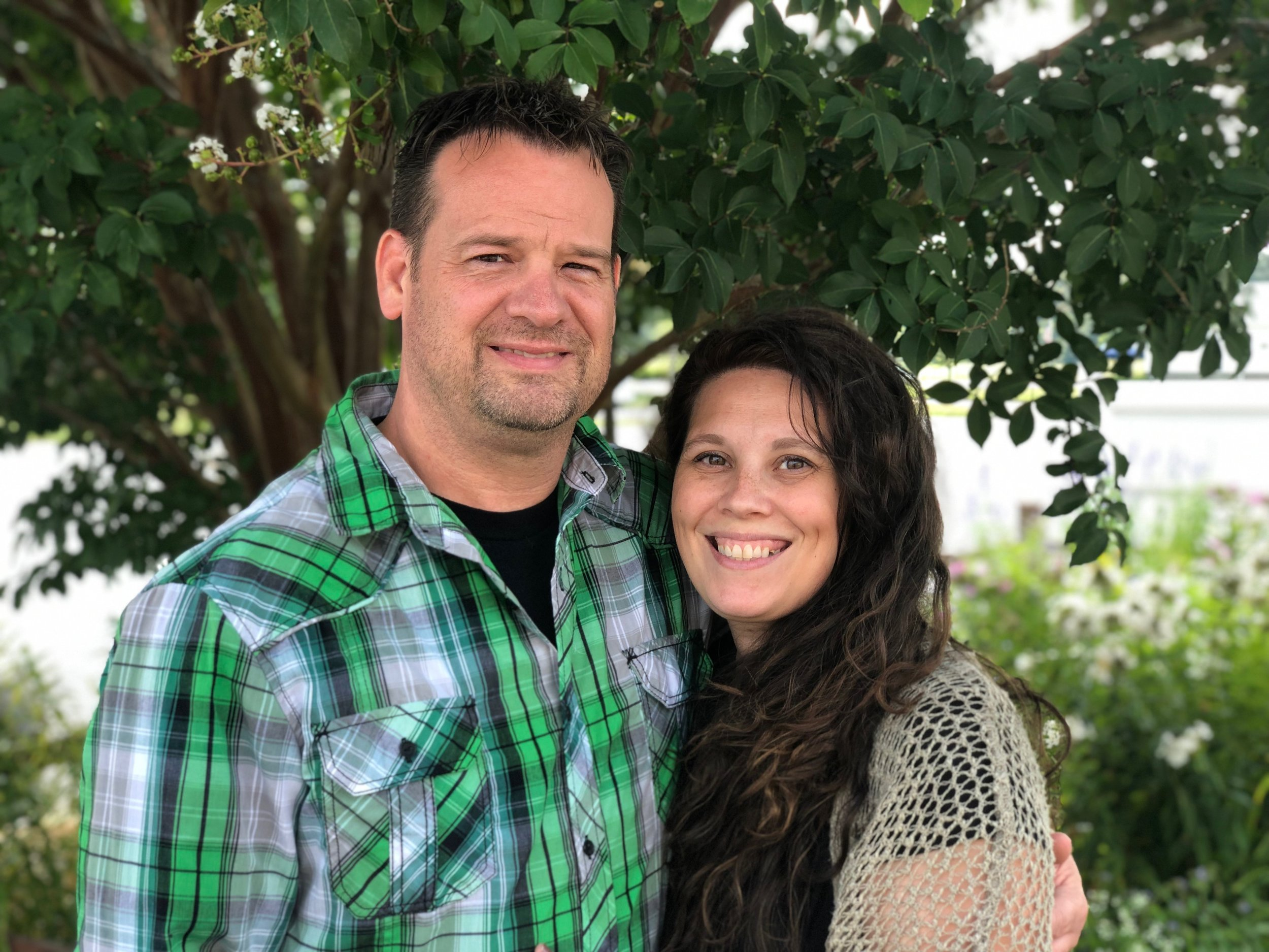 David & Brooke Dean - Forge Youth Pastors (Middle-school & High-school)