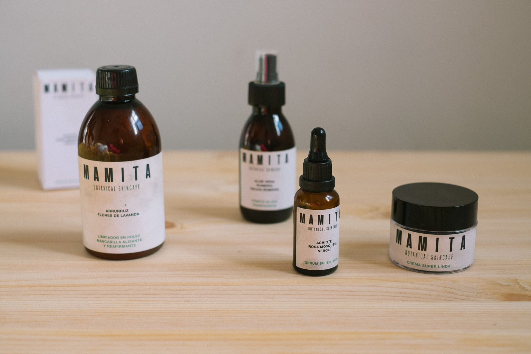 mamita botanical skincare