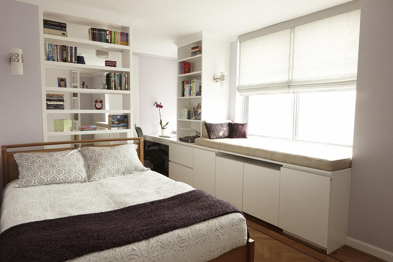 BLYTHE DESIGN STUDIO — Built Ins: Bedrooms