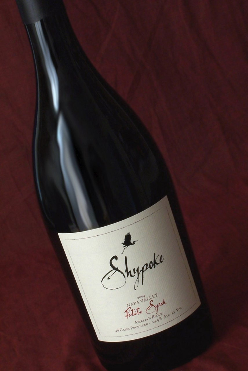 Shypoke, label redesign