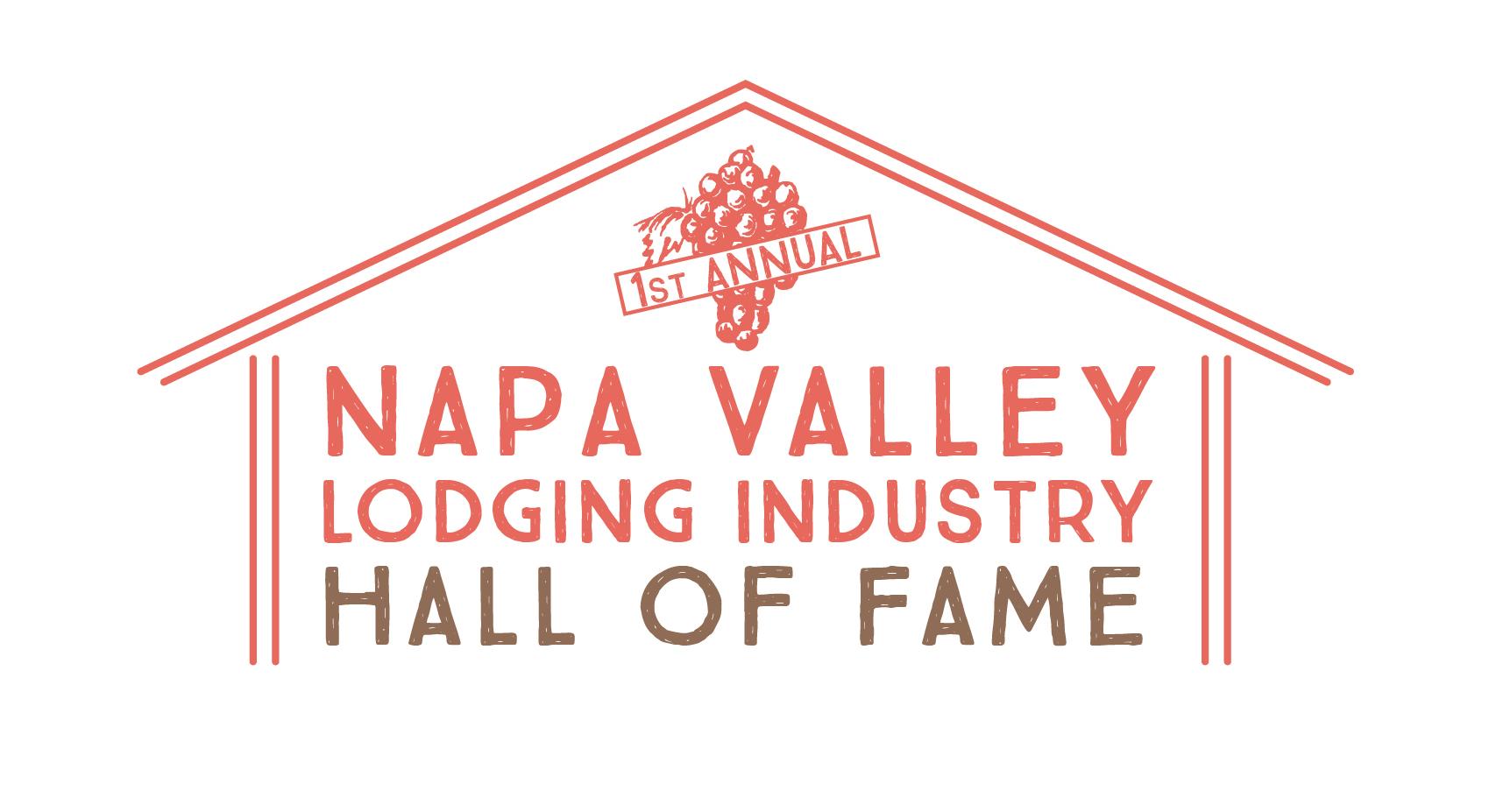 N.V. Lodging Industry Hall of Fame logo