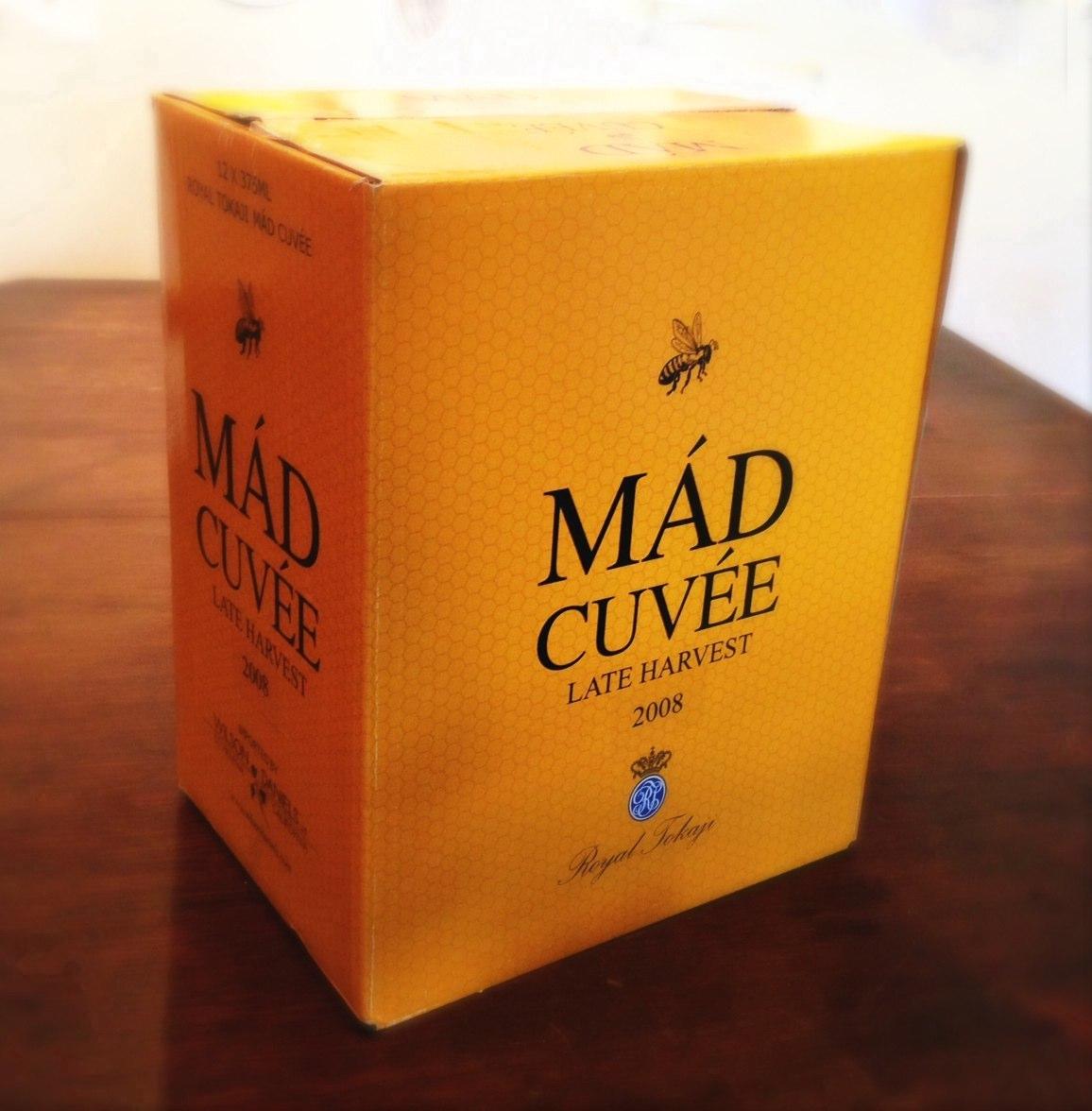 Mad Cuvée carton