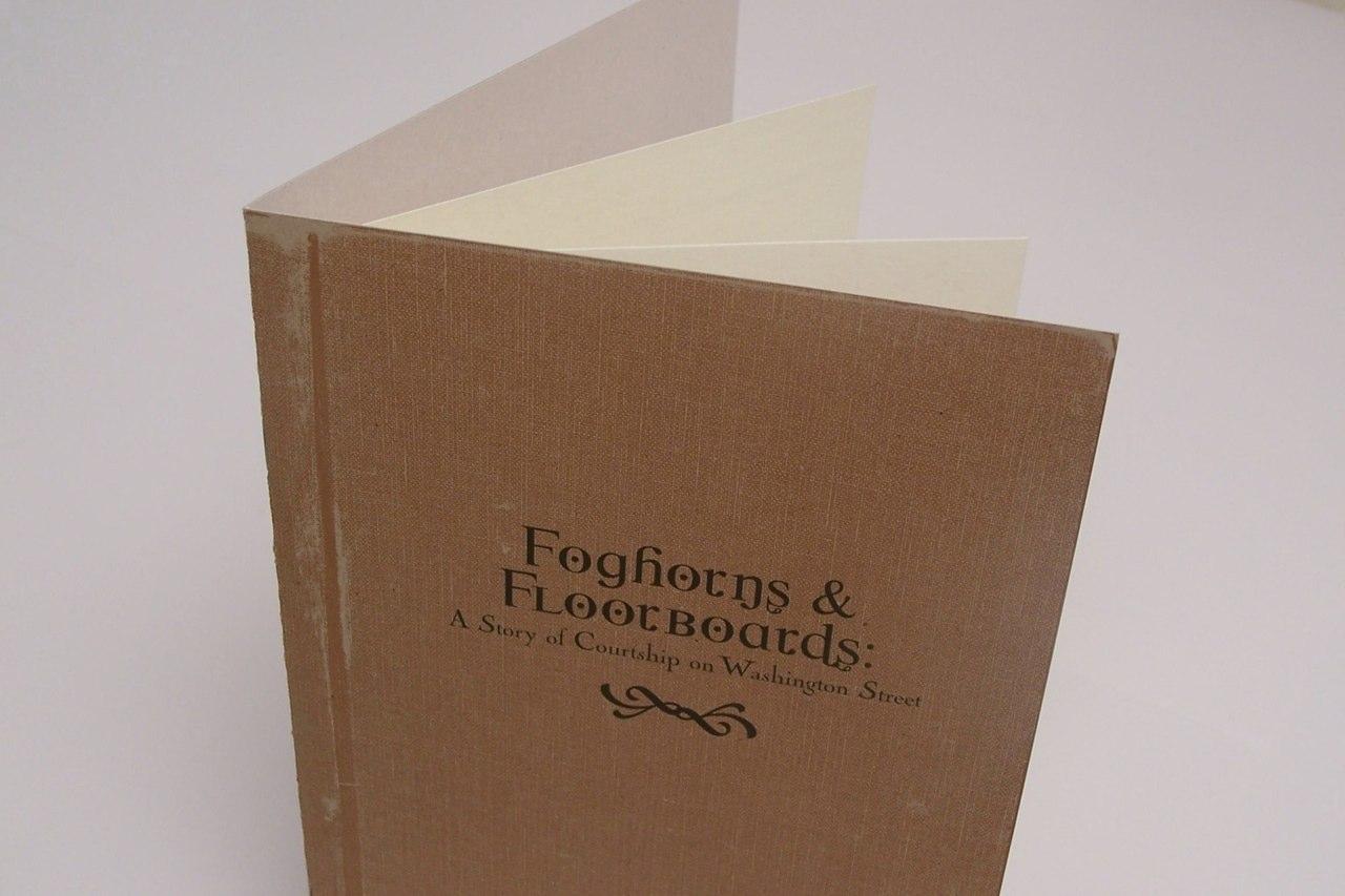 Foghorns & Floorboards book cover