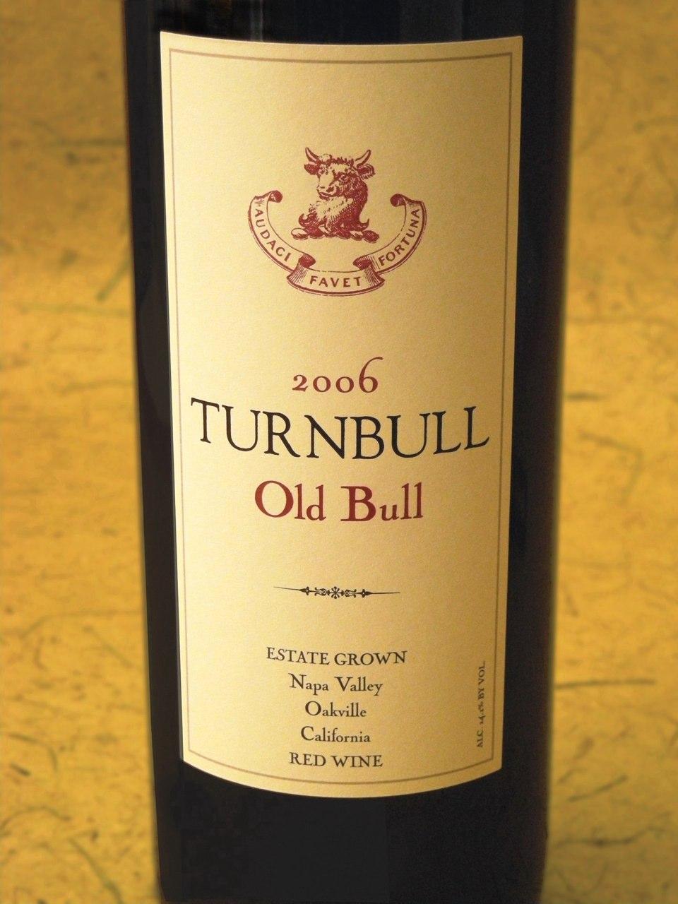 Turnbull Red label design