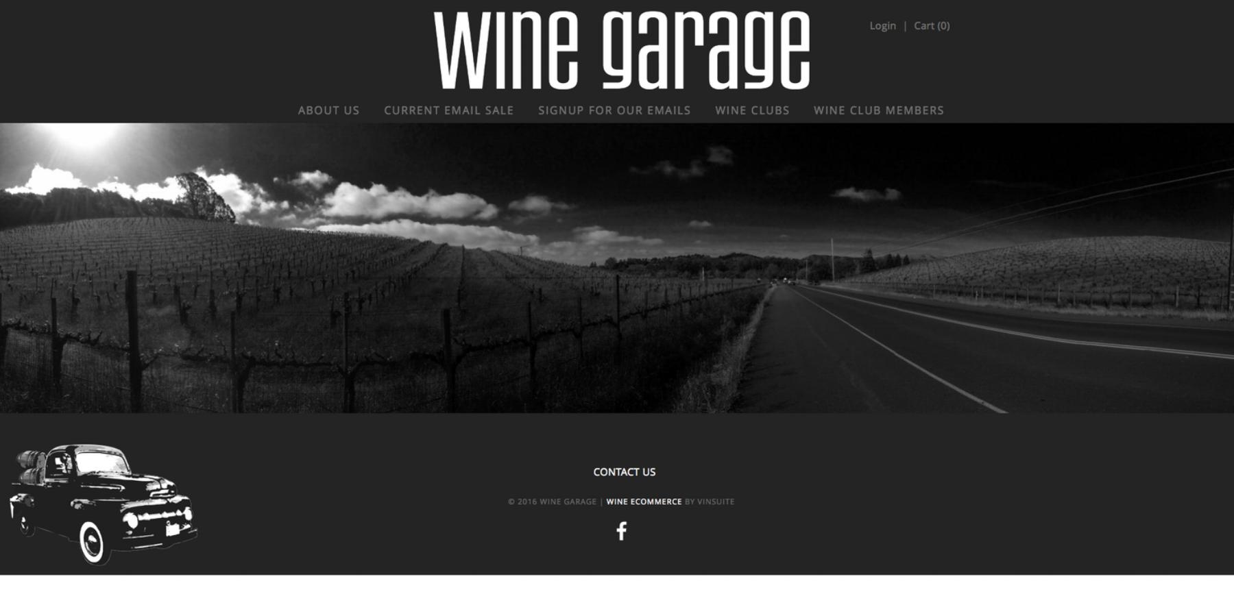 Wine Garage