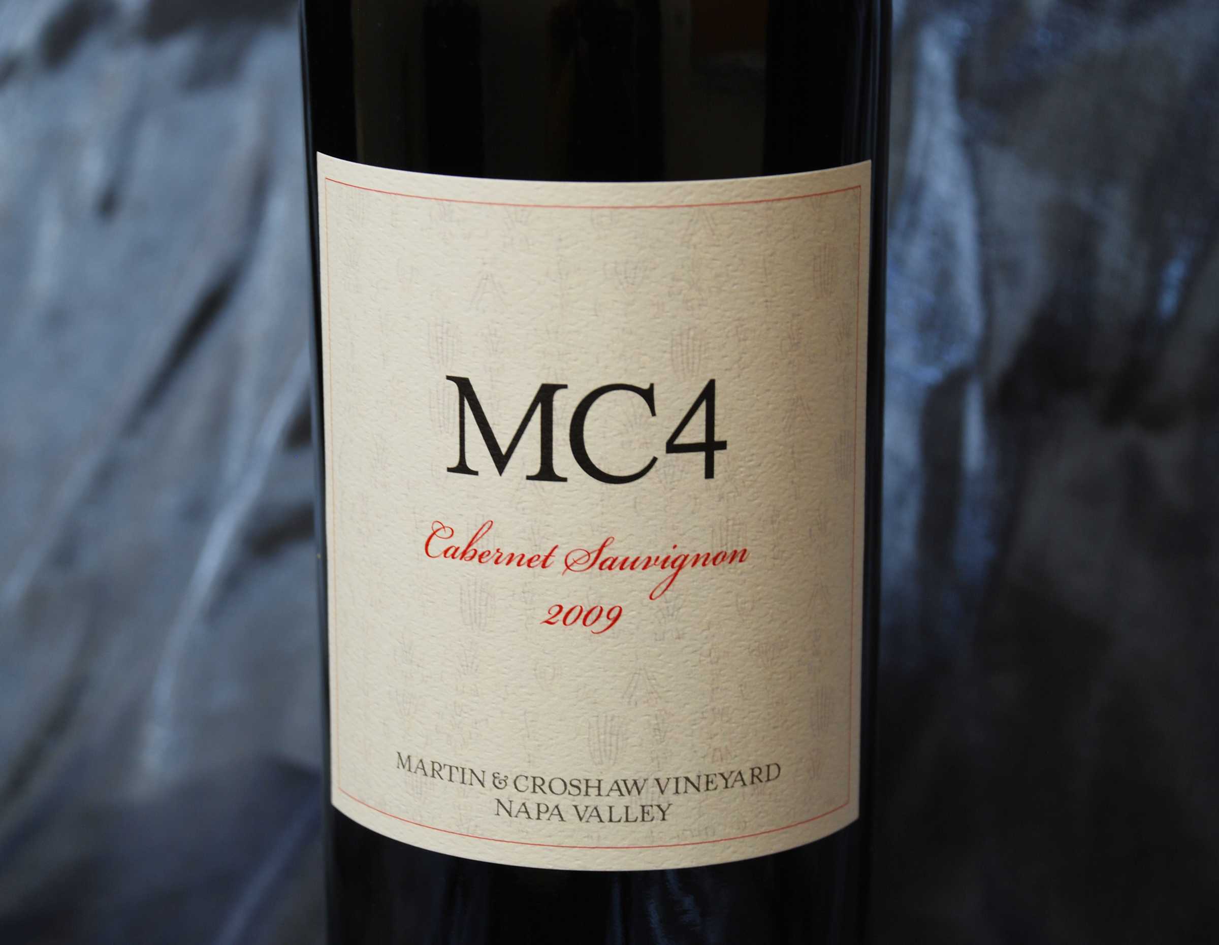 MC4 label design