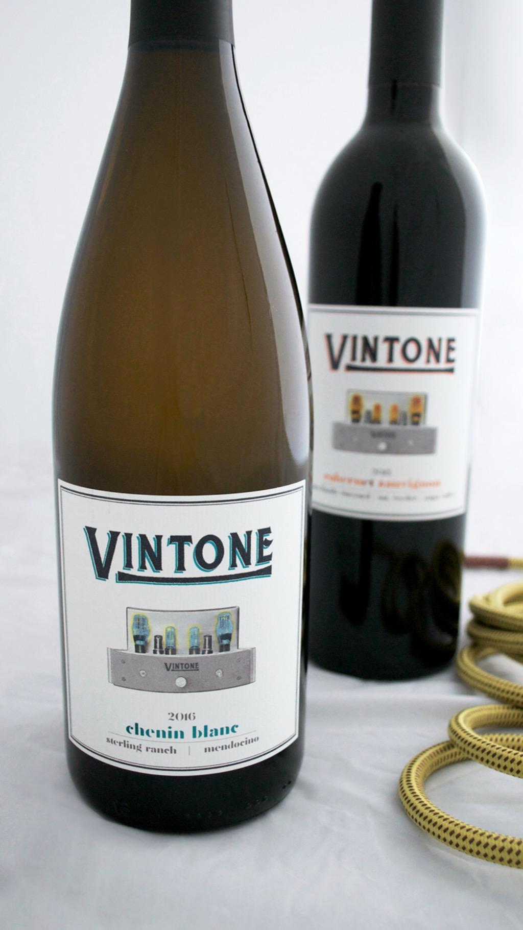 VINTONE Chenin Blanc & Cab. Sauce.
