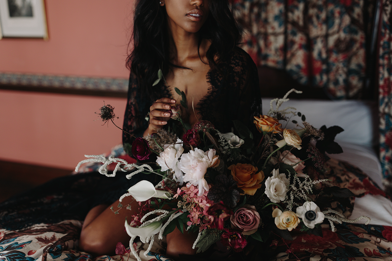 ryanne-hollies-photography-campbell-house-stylized-shoot-bedroom-intimate-boudoir-moody-intimate-vintage-inspired-bridal-boudoir-bridal-robe-by-cataflo-portrait-fine-art-florals-by-hunt-and-gather-artistic.jpg