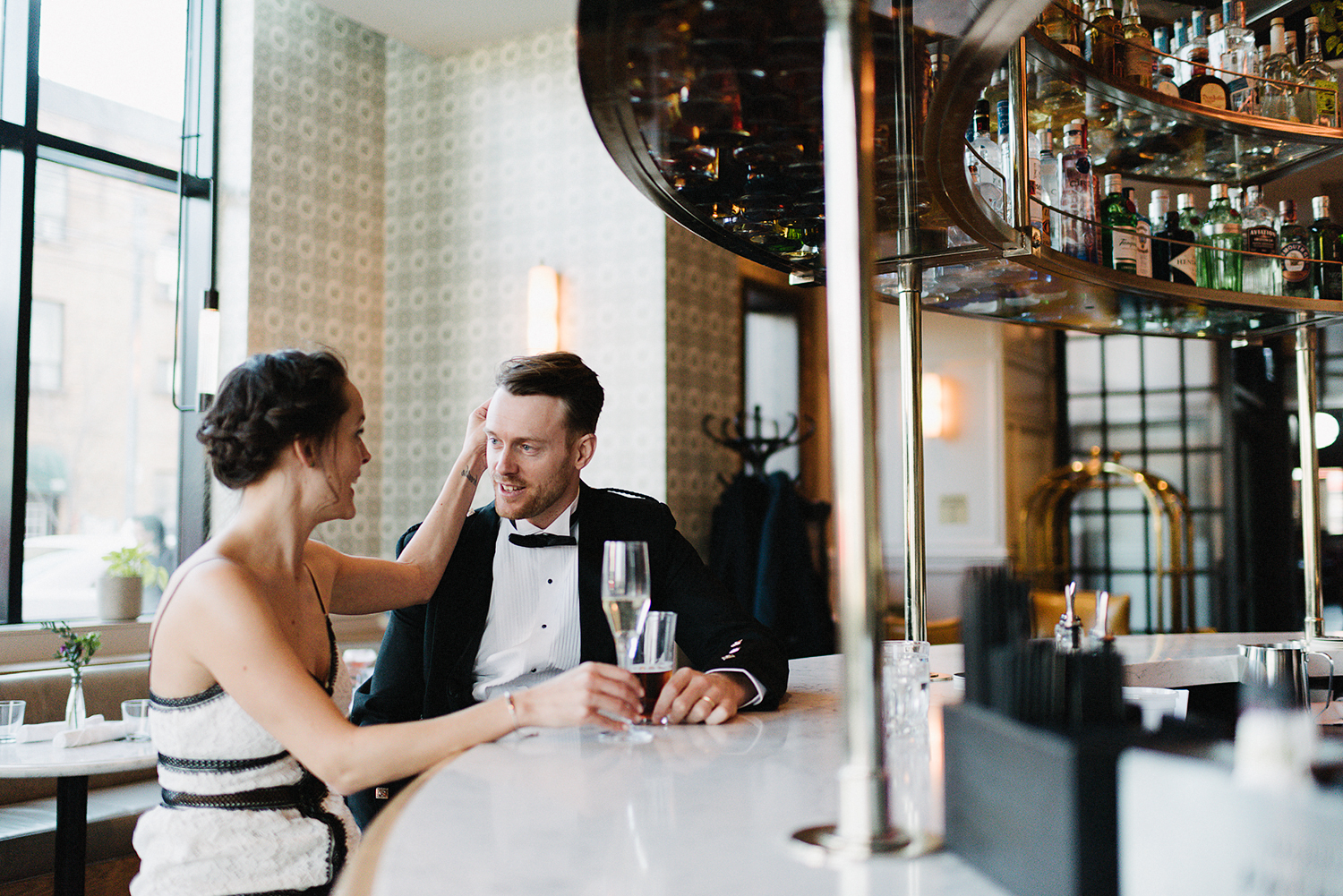 elopement-wedding-toronto-wedding-photographer-ryanne-hollies-photography-how-to-elope-in-toronto-portrait-of-couple-editorial-the-broadview-hotel-room-floor-details-vintage-modern-cafe-lobby-cocktails-bride-and-groom-real-moments.jpg