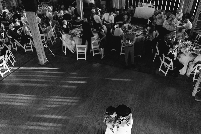 cambium-farms-wedding-ryanne-hollies-photography-gay-wedding-lgbtq-trendy-cool-badass-junebug-weddings-inspiration-reception-celebration-bride-and-bride-first-dance-ariel-shot-above.jpg
