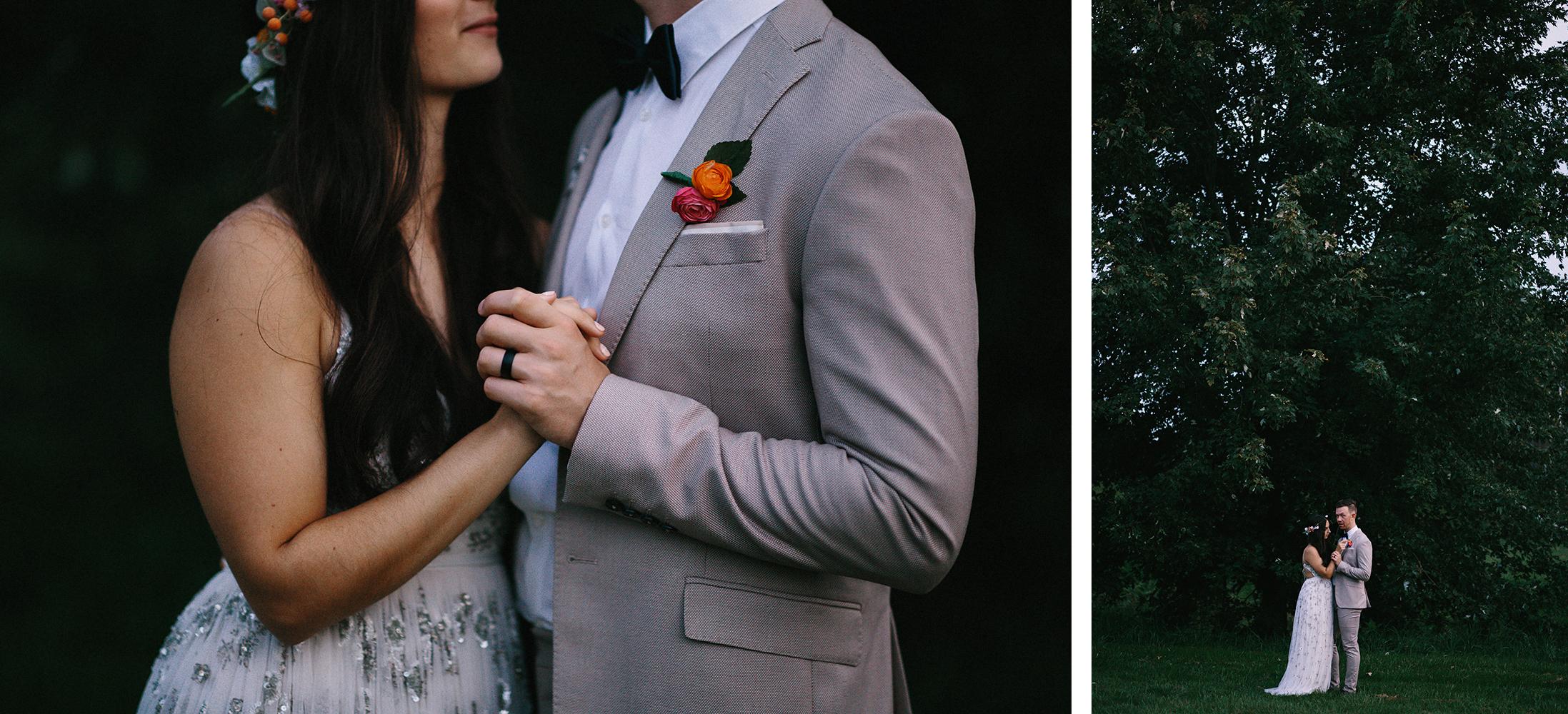 31-Backyard-toronto-film-photographer-ryanne-hollies-photography-analog-photography-torontos-best-wedding-photographers-night-portraits-bride-and-groom-candid-intimate-moody-dark-romantic-under-tree-trendy.jpg