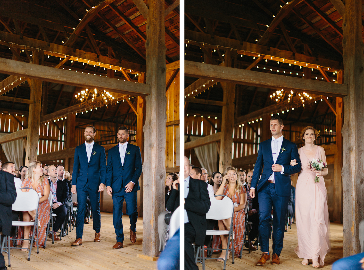 26-Editorial-Toronto-Wedding-Photographers-Photojournalistic-Wedding-Photography-in-Toronto-Ryanne-Hollies-Photography-candid-documentary-bradford-barn-farm-wedding-venue-rustic-inspiration-indoor-ceremony-bridesmaid-and-groomsman.jpg