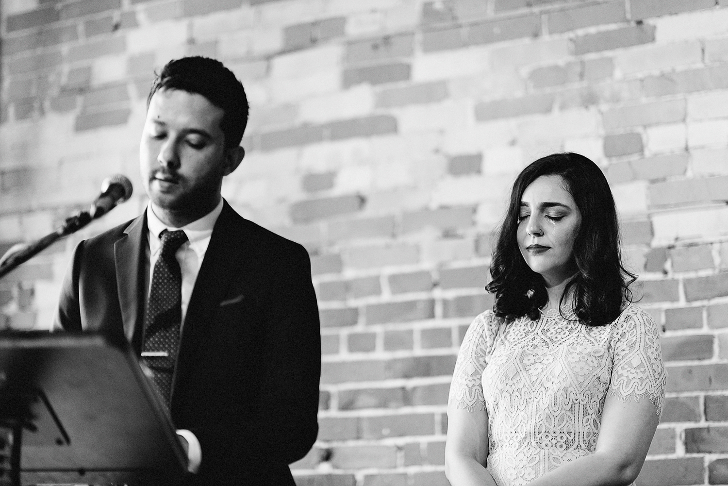 downtown-toronto-wedding-photographer-ryanne-hollies-photography-airship37-distillery-district-wedding-day-modern-minimalist-venues-in-toronto-ceremony-documentary-moments-bride-and-father-walking-down-the-aisle-ice.jpg