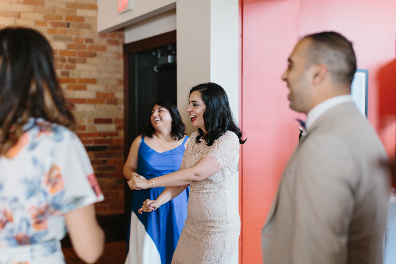 Best-Wedding-Photographers-in-Toronto-Downtown-Urban-Gladstone-Hotel-Venue-Inspiration-Top-Venues-in-Toronto-boutique-hotel-candid-documentary-brunch-wedding-reception-bride-dancing.jpg