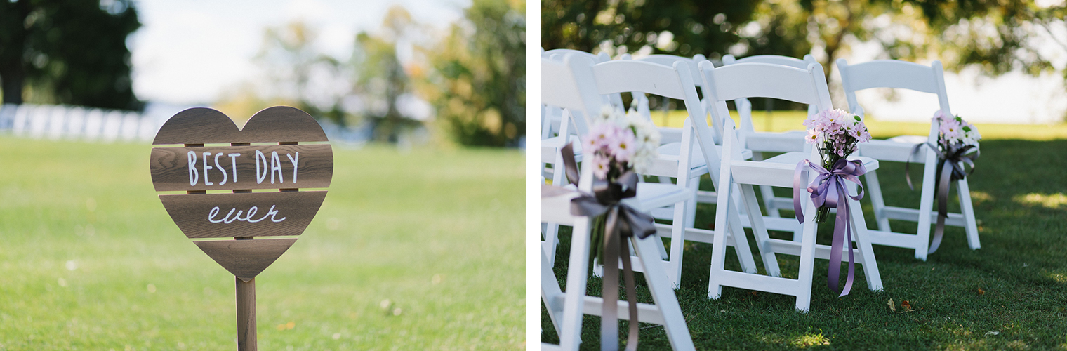 19-ceremony-space-outdoor--large-tree-lakeside-At-Egaridge-Resort-Venue-Muskoka-Ontario-Wedding-Photography-by-Ryanne-Hollies-Photography-Toronto-Documentary-Wedding-Photographer.jpg