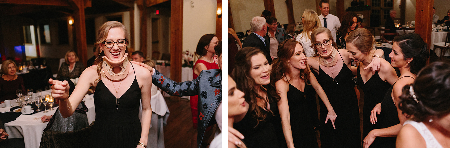 40-guests-dancing-bride-and-bridesmaids-having-fun-partying-candid-moments-toronto's-best-analog-documentary-wedding-photographers-candid-photography-london-ontario-wedding-inspiration.jpg
