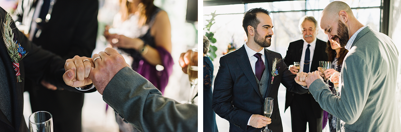 8-Prince-Edward-County-Wedding-Photographer-Drake-Hotel-Elopement-Funny-Candid-Moment-groom-and-brother.jpg