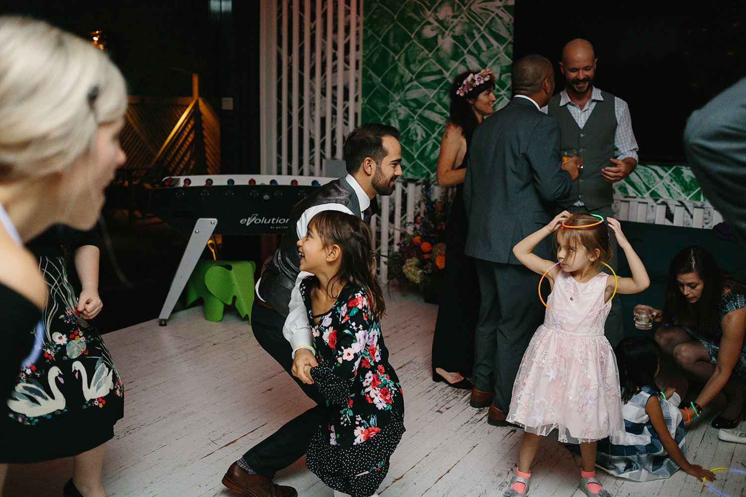 Prince-Edward-County-Wedding-Photographer-Drake-Devonshire-Elopement-Ryanne-Hollies-Photography-junebug-weddings-best-of-the-best-reception-glassbox-guests-dancing-cheering-party-guests-dancing-candid-inspo.jpg
