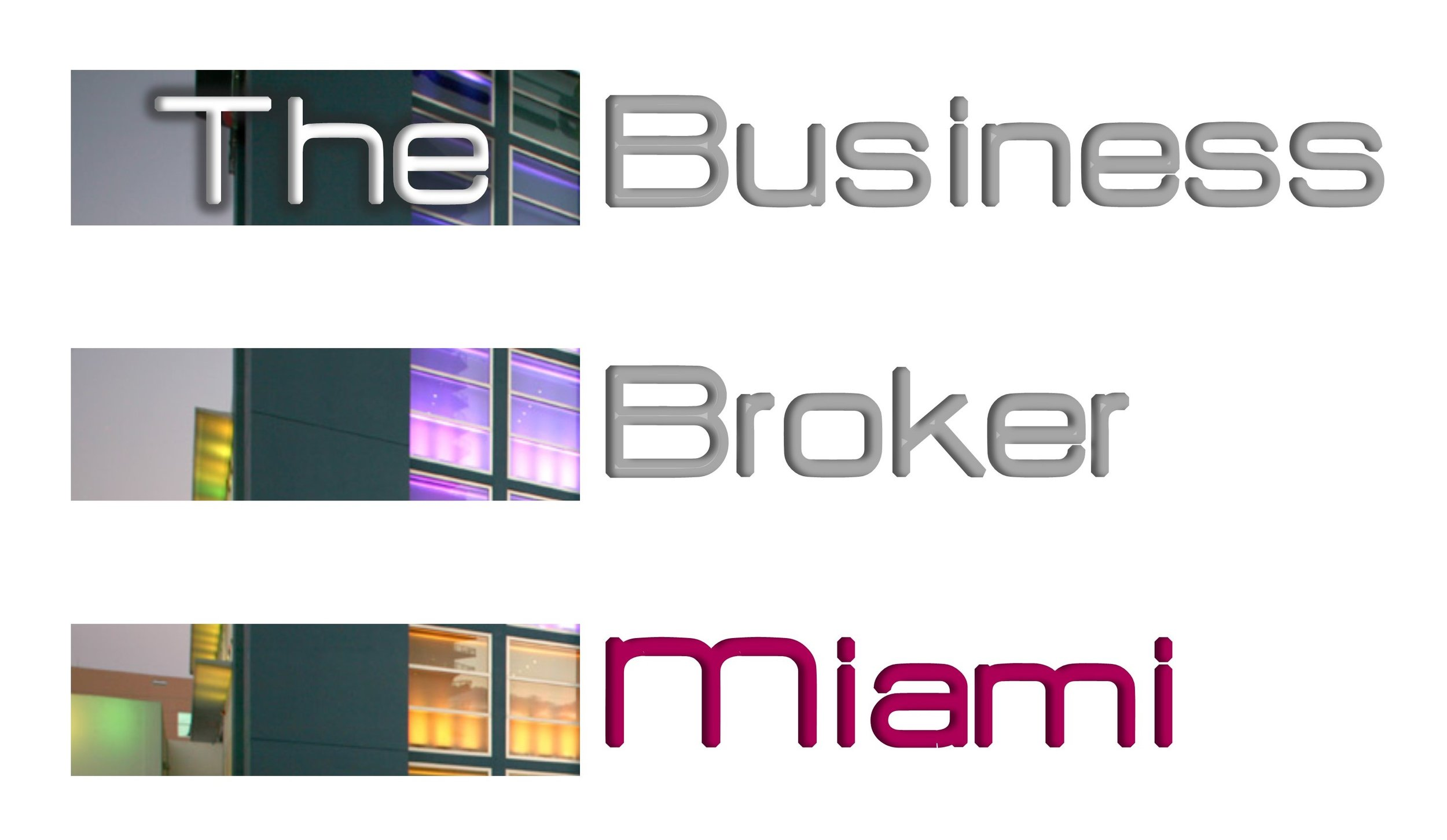 TO BUY OR SELL A BUSINESS - Contact The Business Broker of Miami, llc