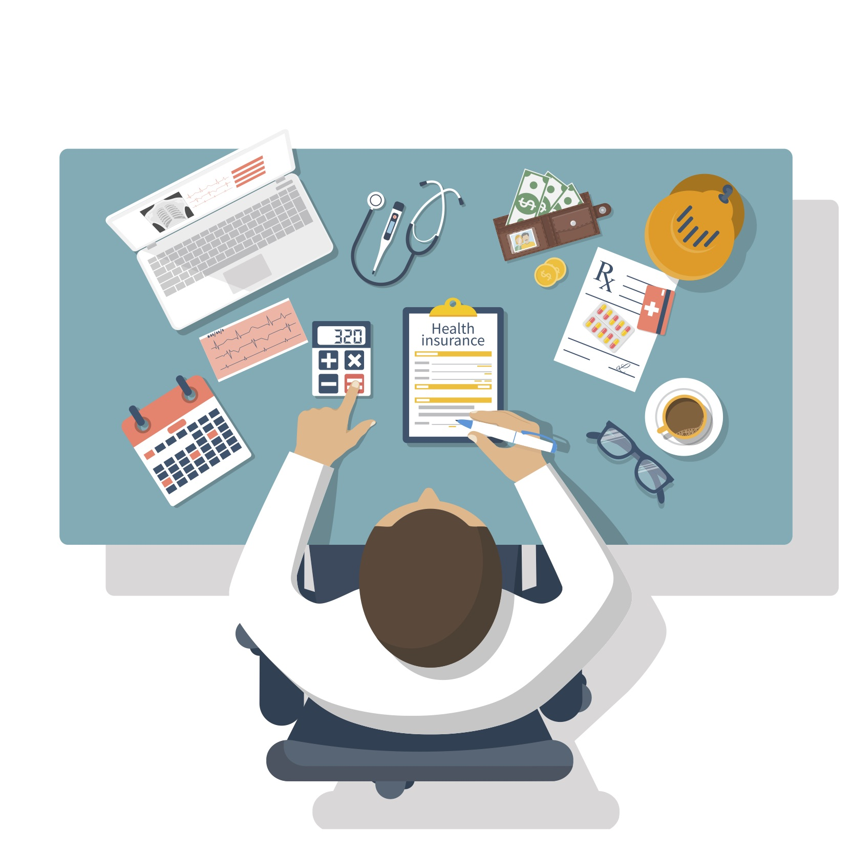 Medical Billing Services - Accounts Receivable, Contracting, Credentialing, Prior Notifications, Benefit Estimation and more...
