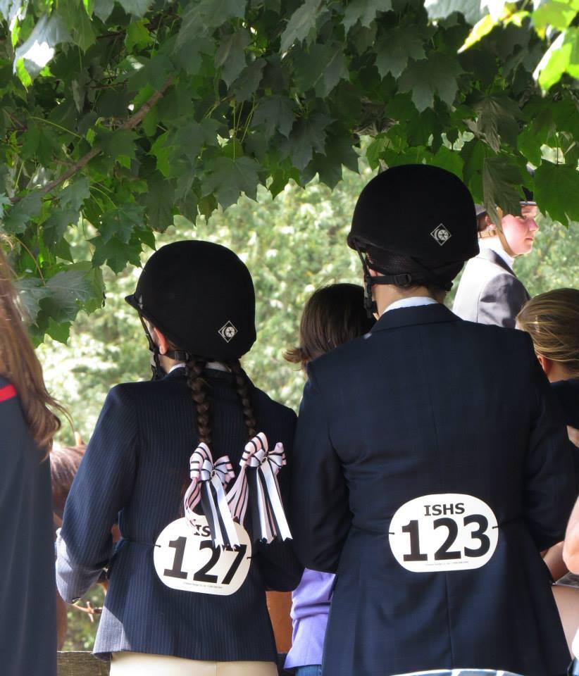 All riders must wear NEC Certified helmets when mounted.