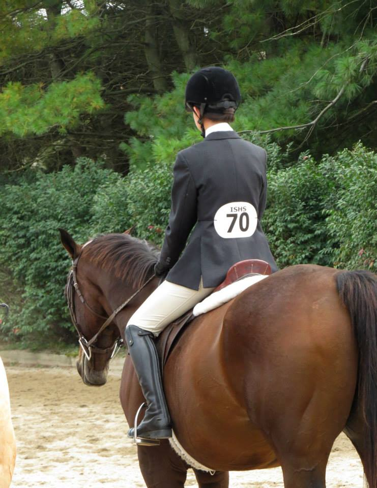 ISHS now allows Independent Riders to compete in our shows!