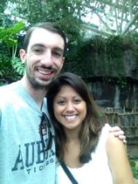 Former QuadW (3.0) Interns - Mr. & Mrs. Wes & Charsy Anderson