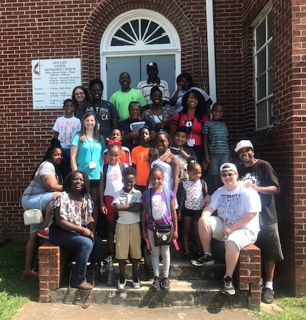 Interns-Church-Community-Serve-Together
