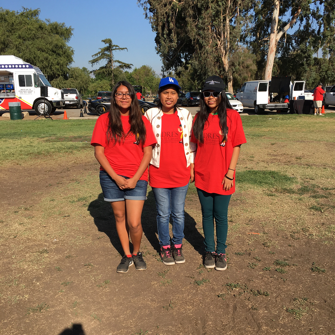 'Stand for HOPE!' 5K Run/Walk                                        July 2017  Rising and Shining at 5am to volunteer at the 2017 'Stand for HOPE!' 5K Run/Walk! We are honored to show our support of PADRES Contra El Cancer in their fight against childhood cancer.