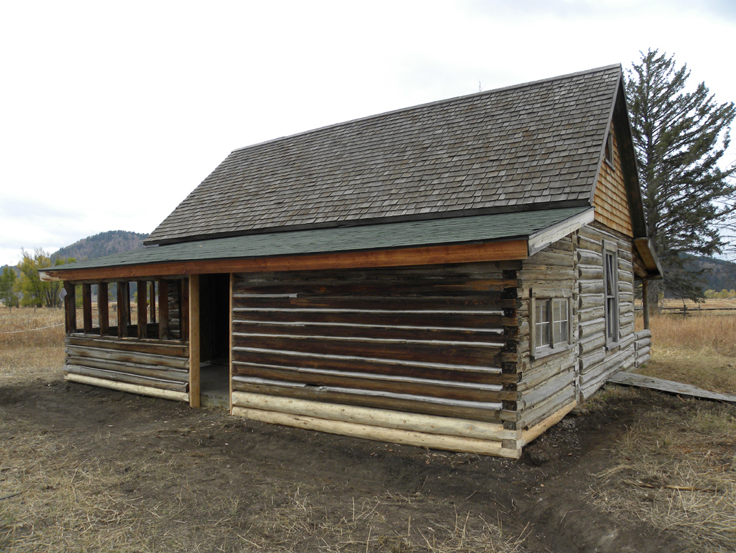 Andy Chambers Homestead Cabin