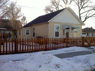 This house is located in Laramie, Wyoming
