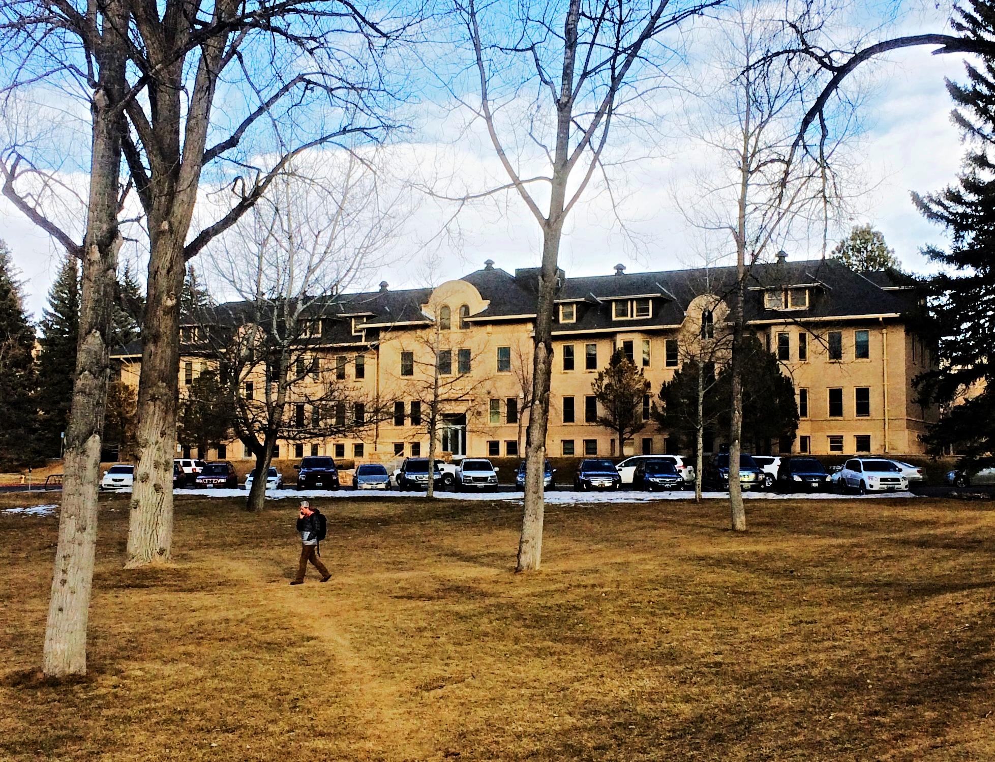 Wyoming Hall   SUNY Geneseo