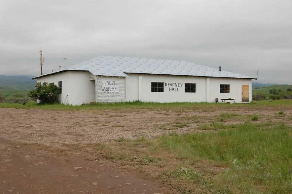Kearney Community Hall