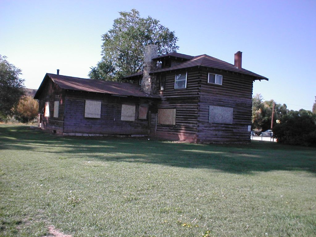 Emerson Parks House