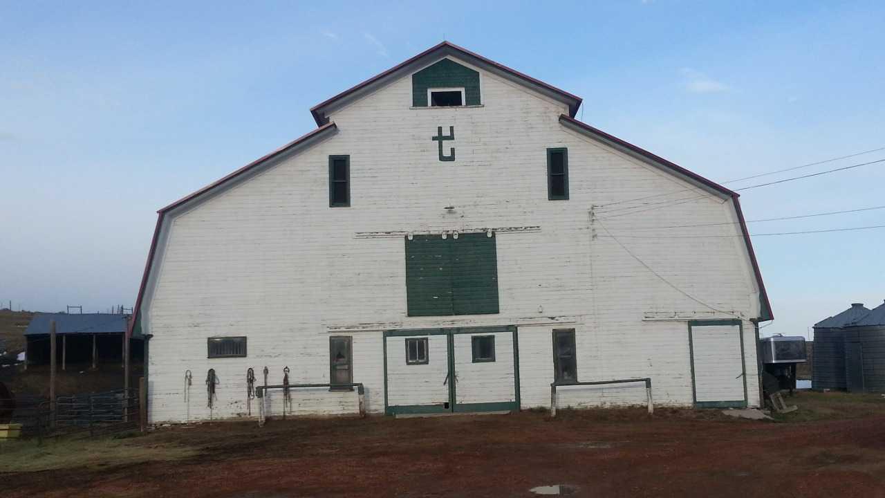 Mankin Barn