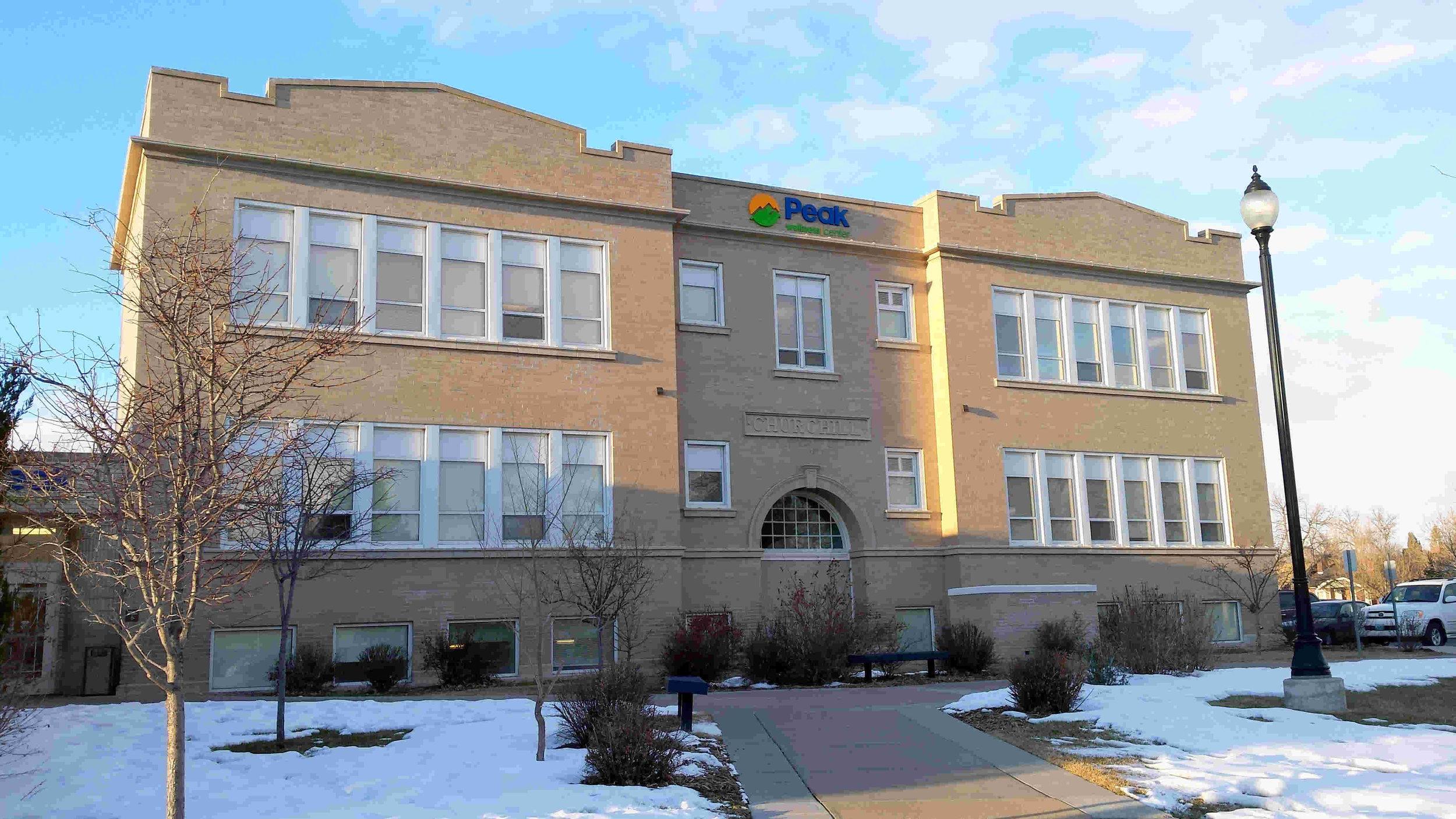 Churchill Elementary School