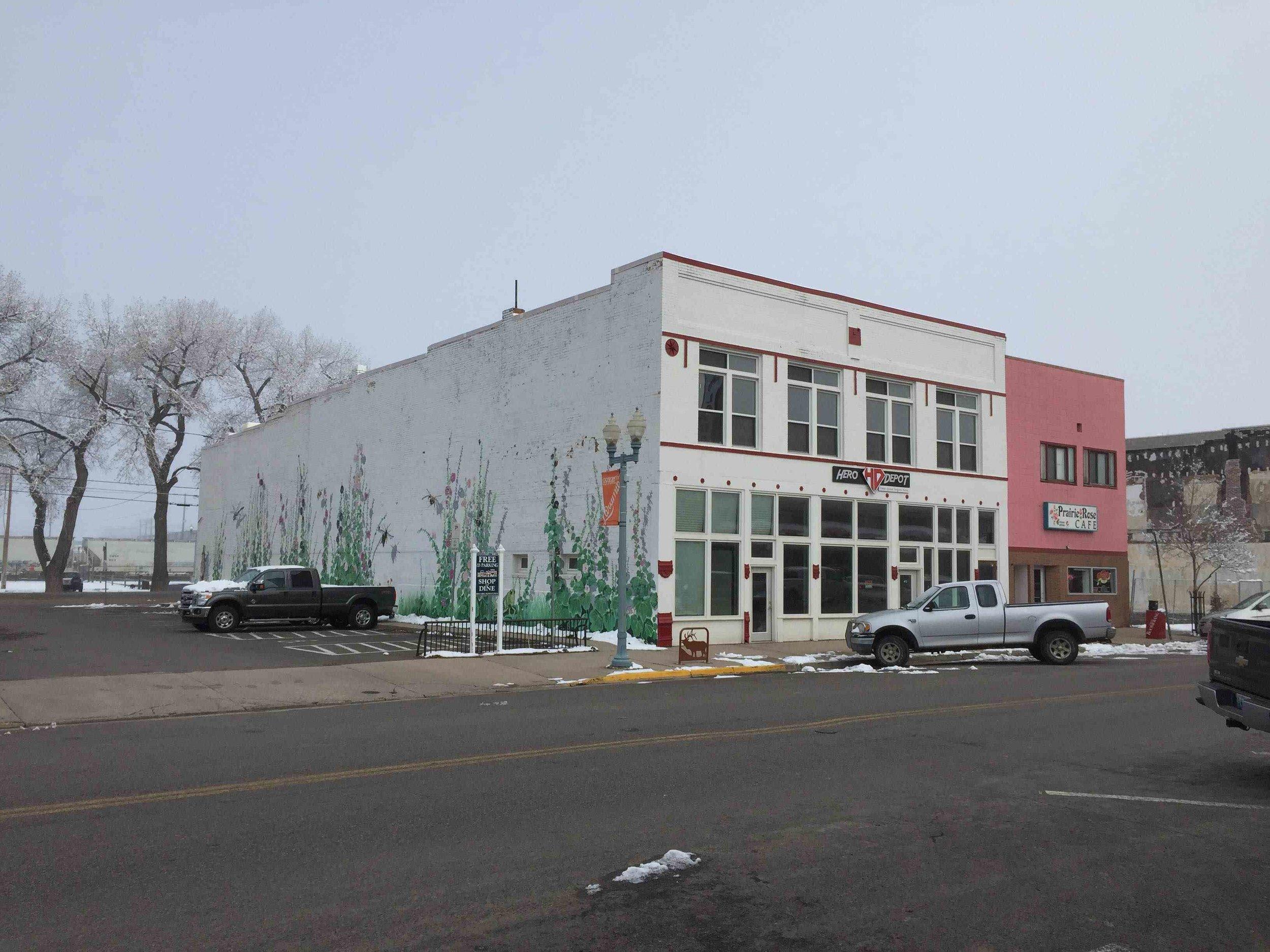 Lovejoy Building