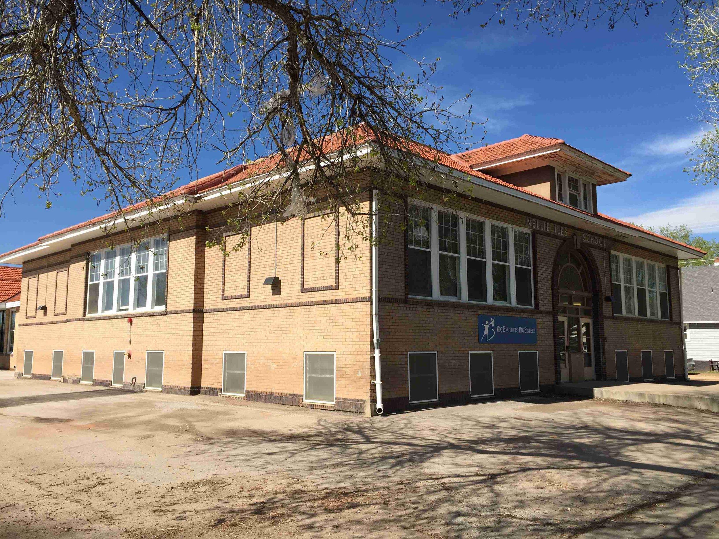 Nellie Iles School
