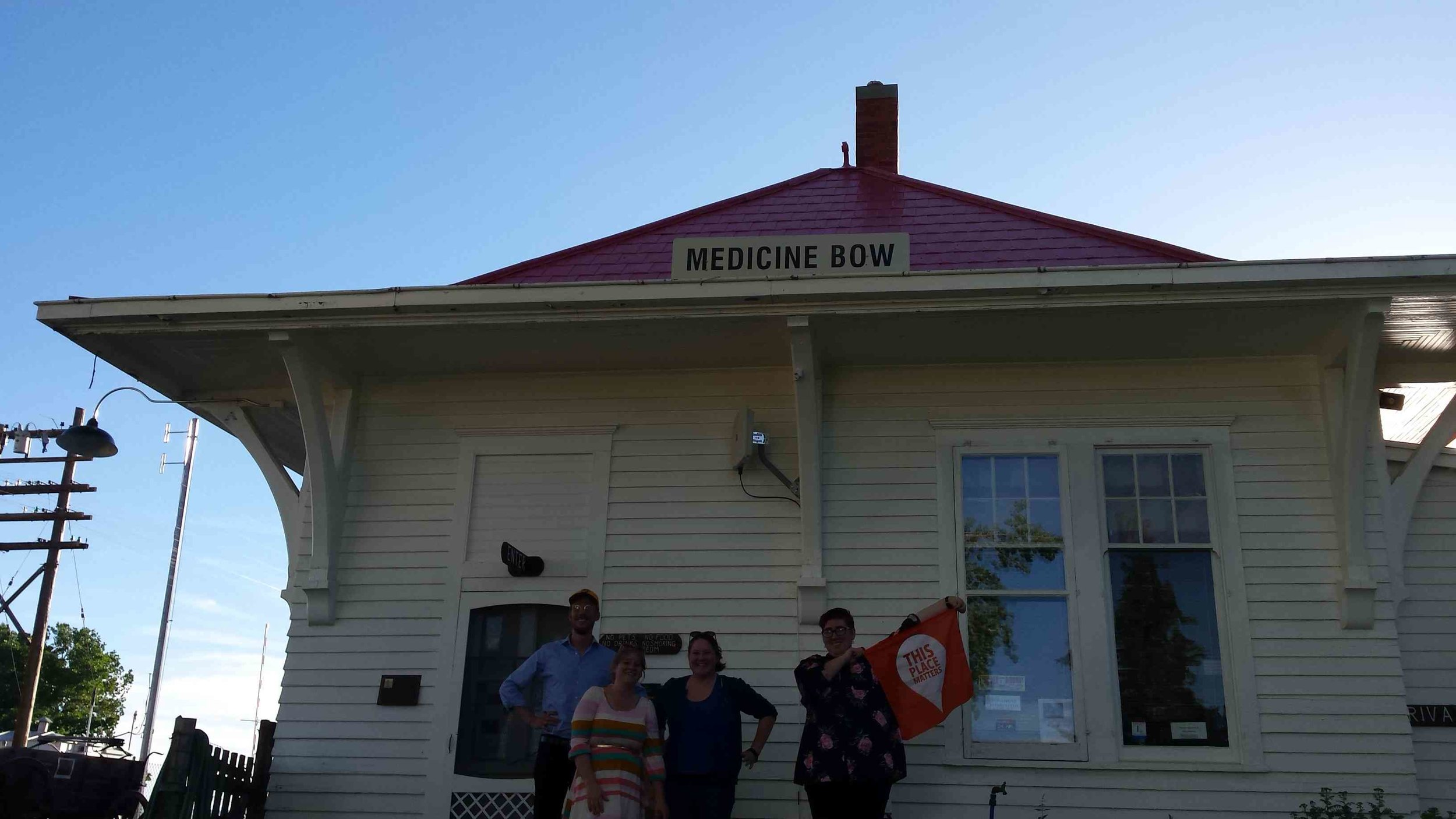 Medicine Bow Depot
