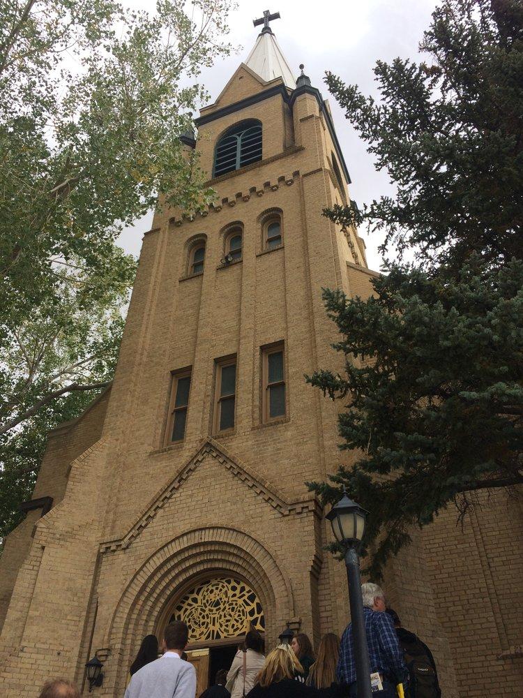 Saints Cyril and Methodius Catholic Church and Rectory