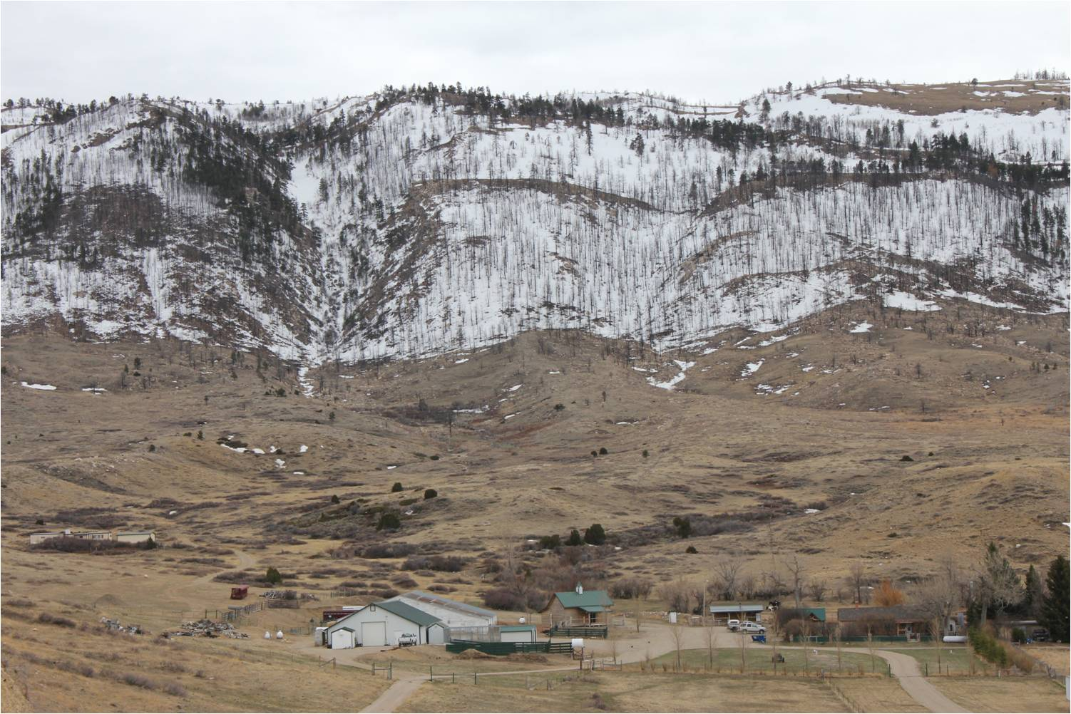 Wyoming's Historic Ranches