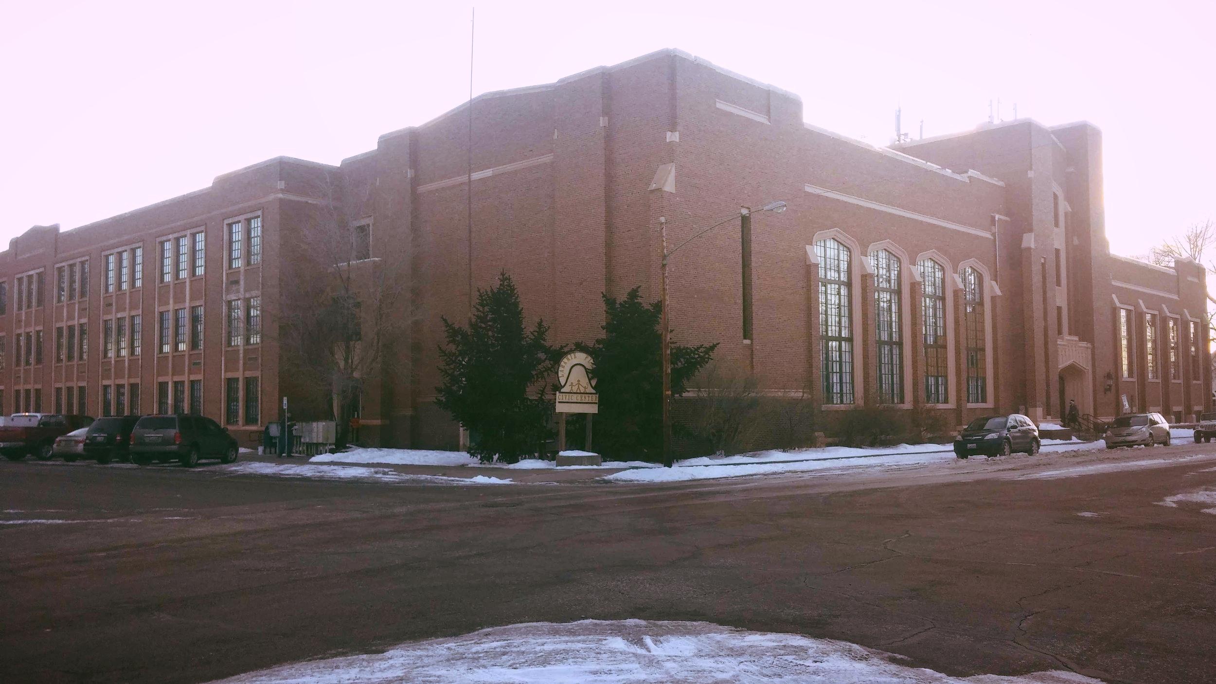 Laramie Plains Civic Center