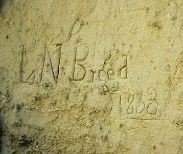 LN Breed Signature Register Cliff