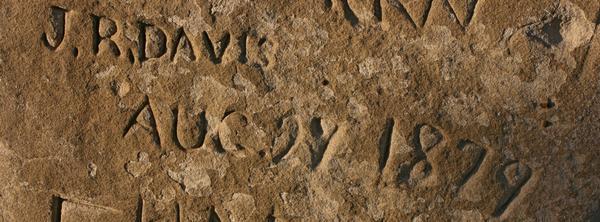 Signature Rock in the Glen